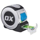 Ox Profesional Cromo Cinta Métrica