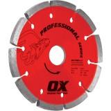 Ox Profesional PMR Tuck Apuntando Diamond Blade
