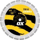 Ox Trade Abrasivo de hoja de diamante segmentada