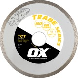 Ox Trade TCT  Cerámica de hoja de diamante de borde continuo