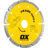 Ox Trade TMR Tuck que señala la lámina del diamante