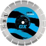 Ox Ultimate UB10 Abrasivo de hoja de diamante segmentada
