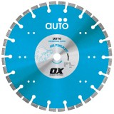 Ox Ultimate UU10 Auto Tecnología Diamond Blade Universal Hard